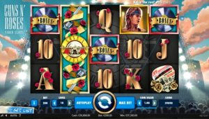 Guns'n'Roses casino