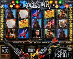 Rock Star casino