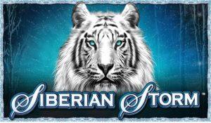 Siberian Storm casino